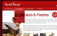 Secret Recipe restaurant